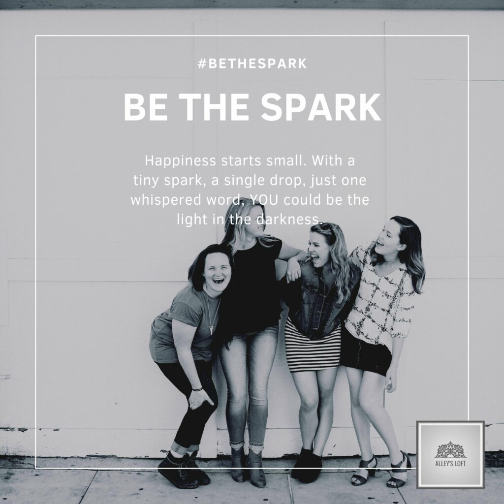 #BeTheSpark - how to be the spark that banishes energy smog and restores balance.