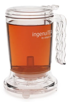 The most convenient teapot/ infuser you will find anywhere.