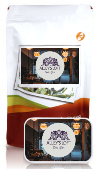 Ever After Tea Blend by Alley's Loft