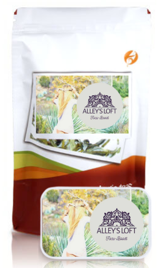 Focu-Boost Tea Blend by Alley's Loft | Steep at 180° for 3 minutes.